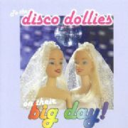 Disco Dollies Civil Ceremony Card